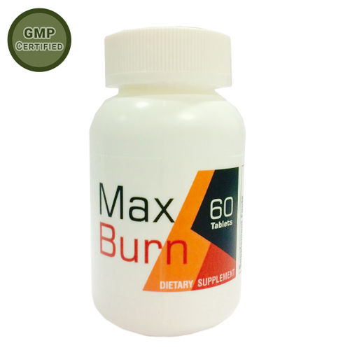 Max-Burn Pre Work Out Weight Loss Supplement