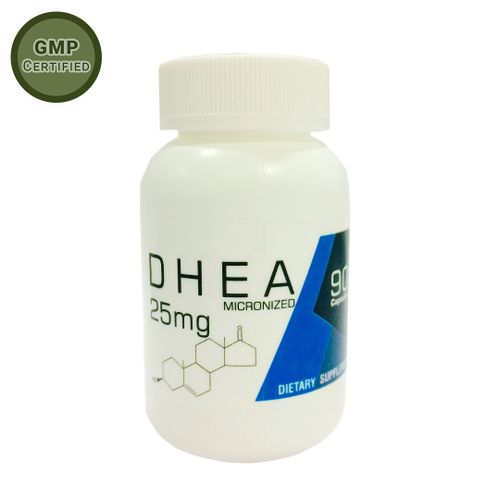 Maxtreme-Nutrients DHEA (25 mg) Capsules