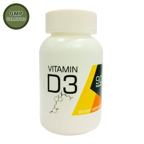 Maxtreme-Nutrients Vitamin D3 Capsules