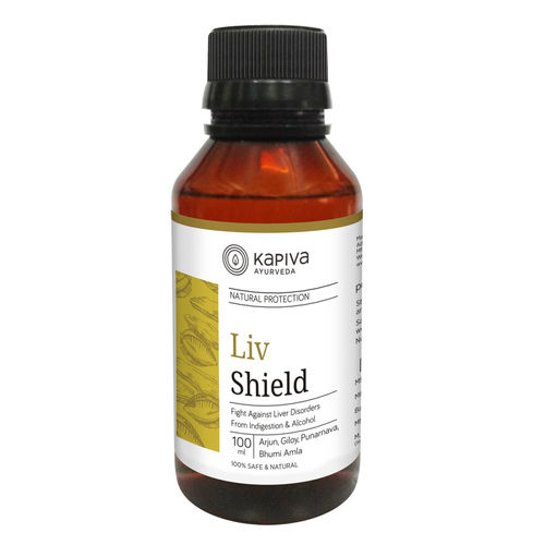 KAPIVA LIV SHIELD SYRUP