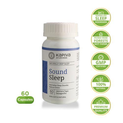 KAPIVA SOUND SLEEP CAPSULES