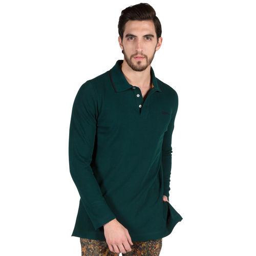 Green polo Kurta