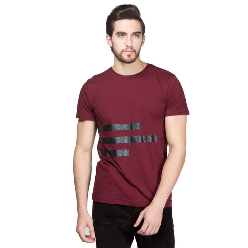 Basic Burgundy T-shirt