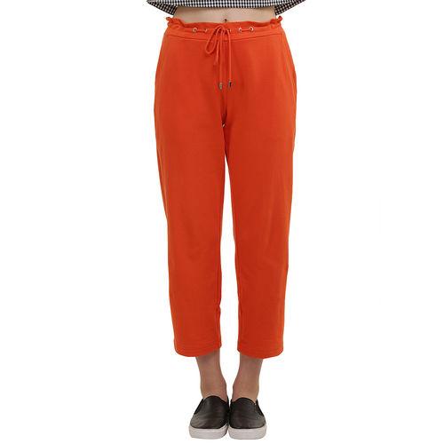 Orange Basics Pant