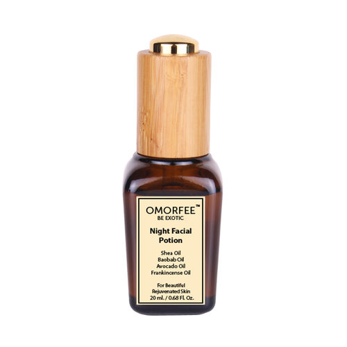 Night Facial Potion (Bedtime care for dry/ mature skin)