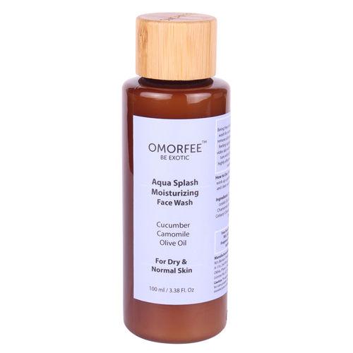 Aqua Splash Moisturizing Face Wash (Normal to Dry Skin)