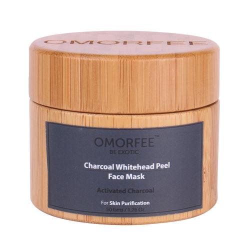 Charcoal White Head Peel Mask