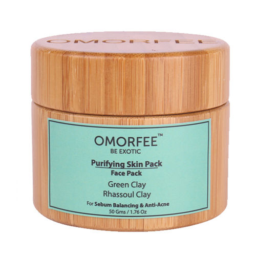 Purifying Skin Pack  (Oily/Acne prone skin)