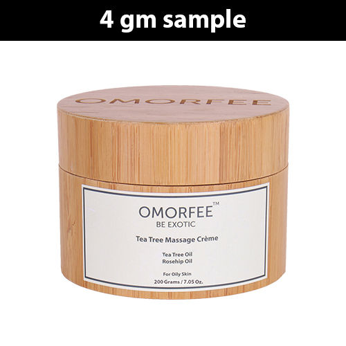 Tea Tree Massage Creme