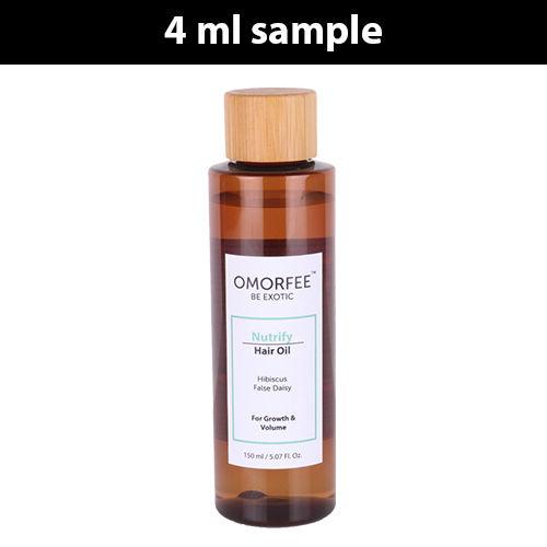 Nutrify Hair Oil