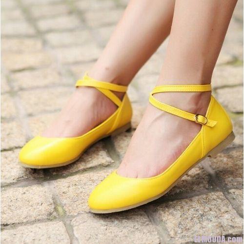 Pkkart Women's Yellow Belly