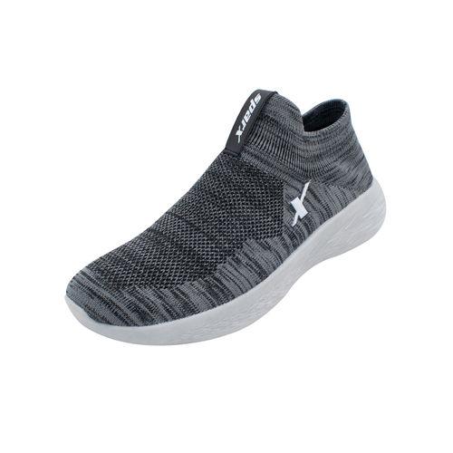Sparx Grey Gents Sports Shoessm-7001
