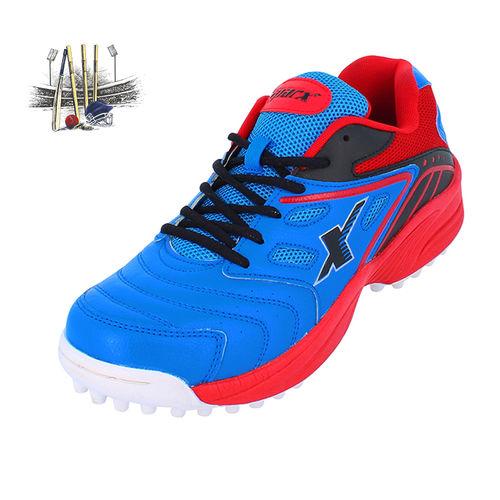 Sparx Bluered Gents Cricket Shoessm