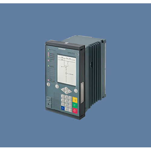 Siprotec 7sj82 Overcurrent Protection Automation Device