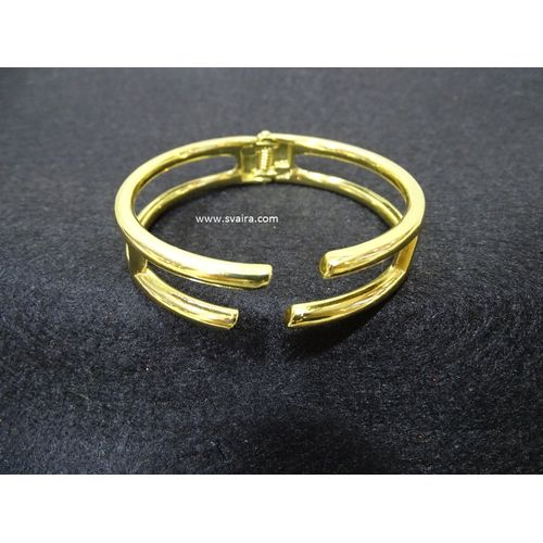 gold bracelet in pics golden designs plain squared jewellery the buy online bracelets appeal