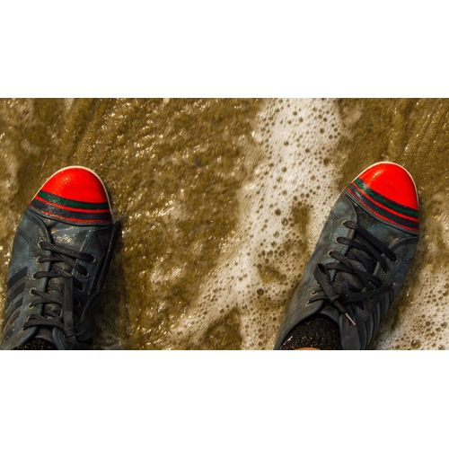 red riding hood sneakers