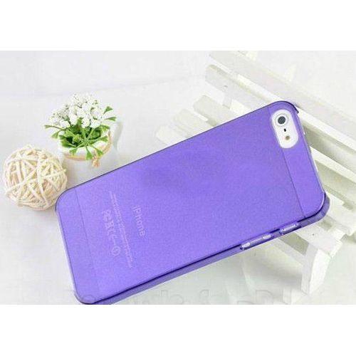 purple i phone cover