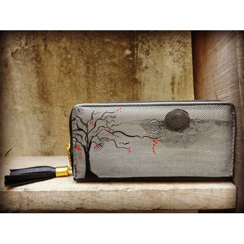 SILVER SUNSET WALLET