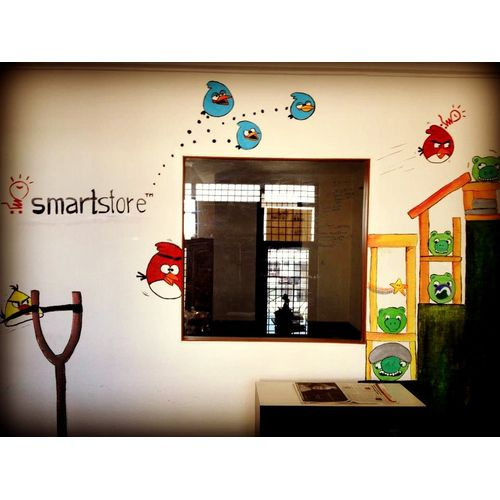 wall art for smartstore