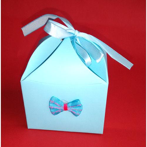 4 Petal Neyon Sky Blue Box