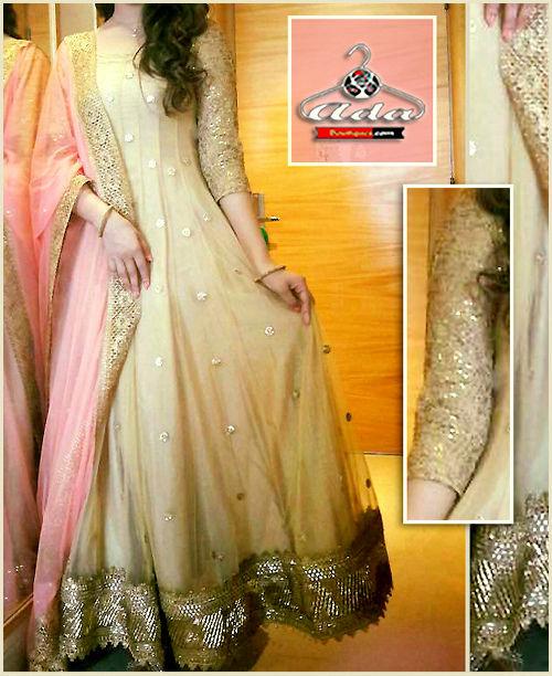 Lovely Anarkali Dress