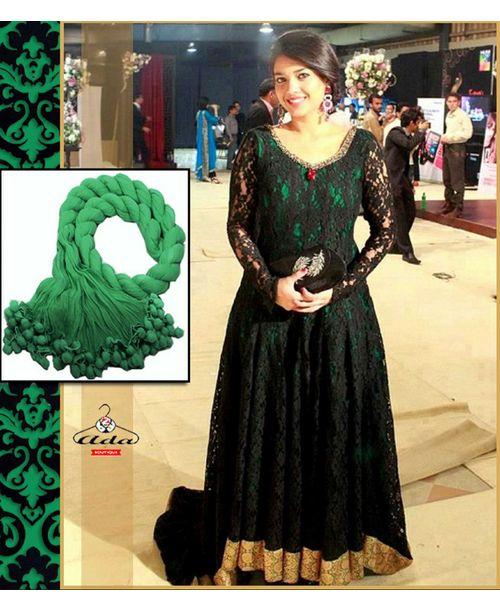 Trendy Net Dress