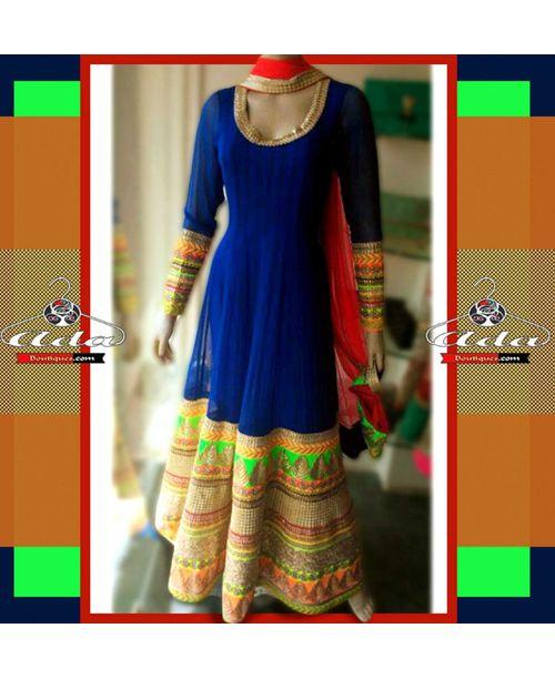 Stylish Anarkali Dress