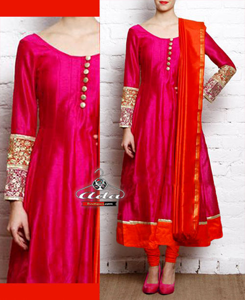 Trendy Anarkali Dress