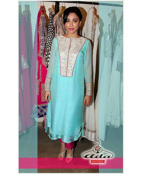 Sizzling Pink/Blue Suit