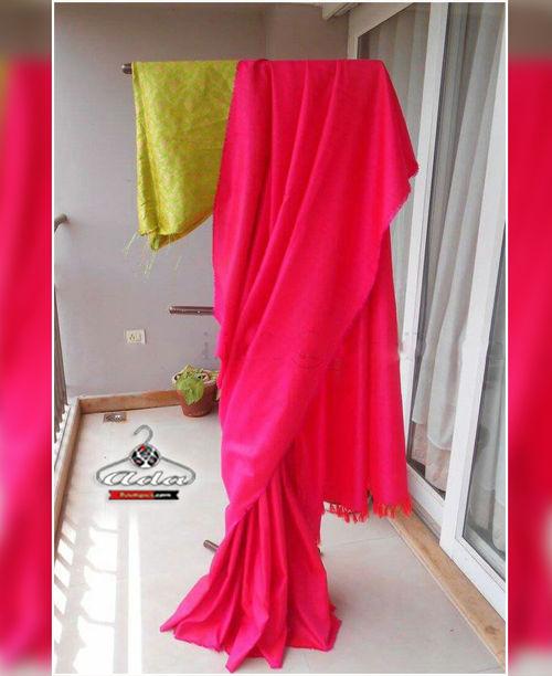 Stunning Pink Saree Set