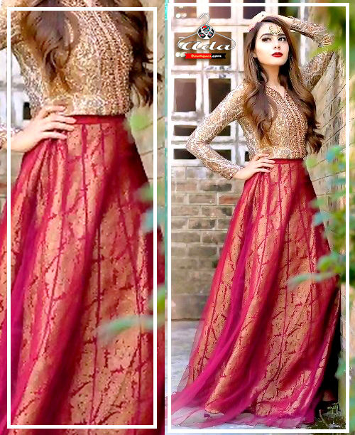 Trendy Lehenga Dress ​