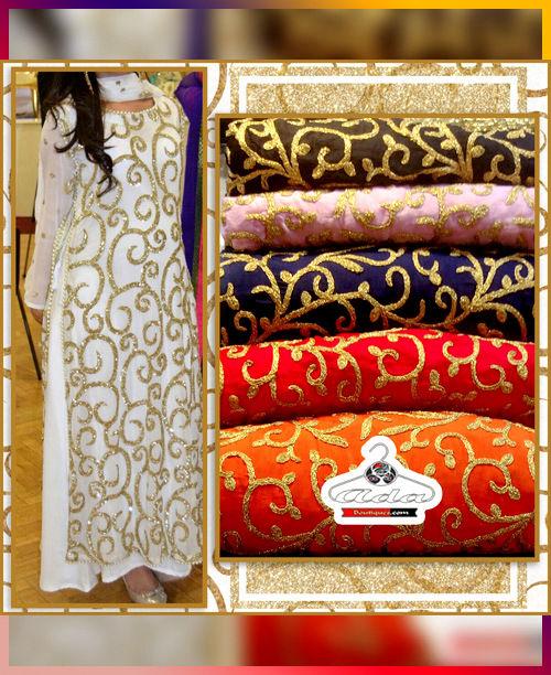 Beautiful Embroidery Dress