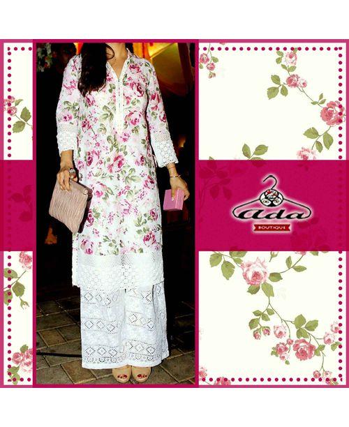 Multi Color Floral Dress