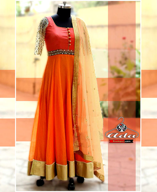 Classy Anarkali Dress