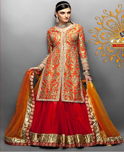 Stylish Lehenga Dress