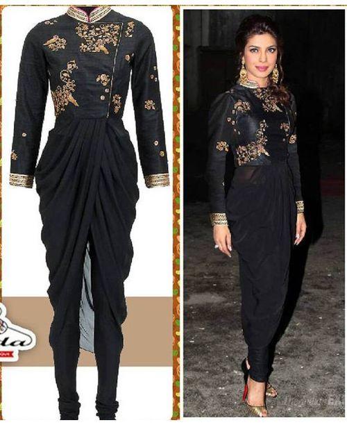 Stylish PC Black Dress