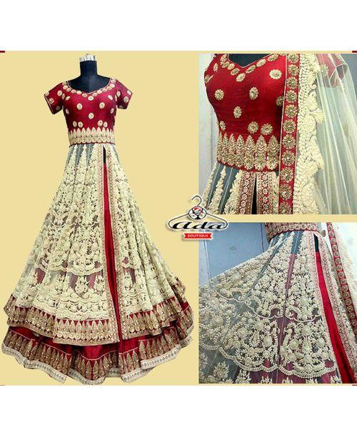 Glamorous Lehenga Dress