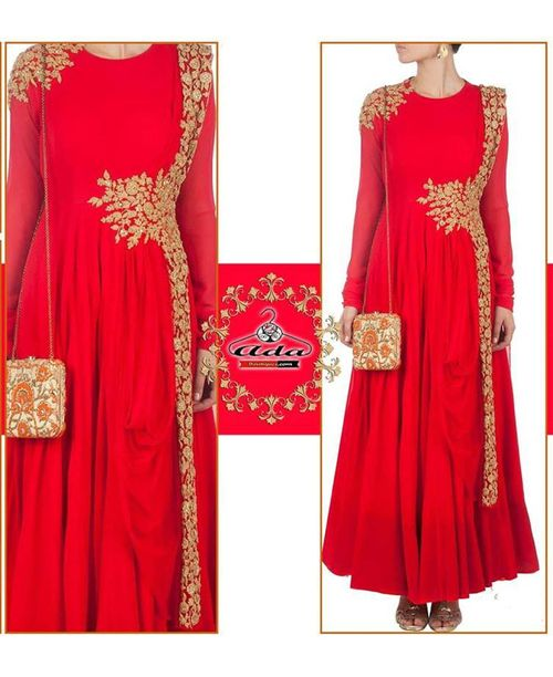 Sizzling Red Hot Dress