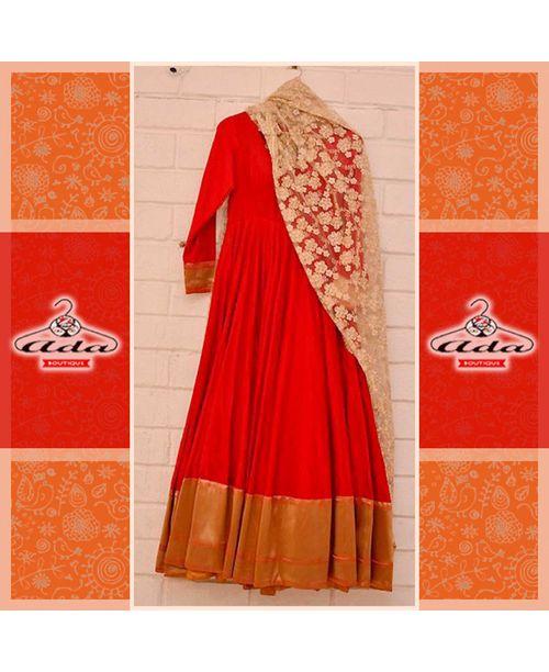 Sizzling Red Velvet Dress