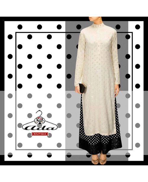 Stylish Polka Dot Dress