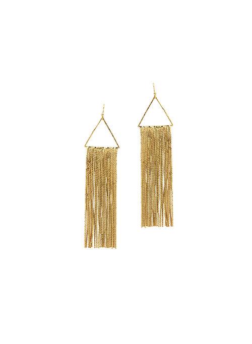 Iris Earrings
