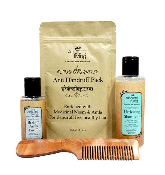 Anti Dandruff Combo Pack 2