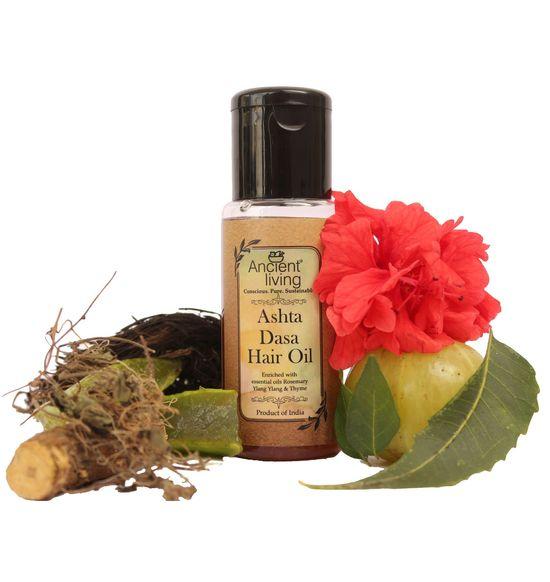 Organic Ashta Dasa Hair Oil -50ml