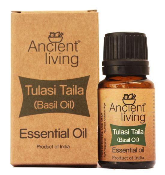 Organic Basil Essential Oil -10ml