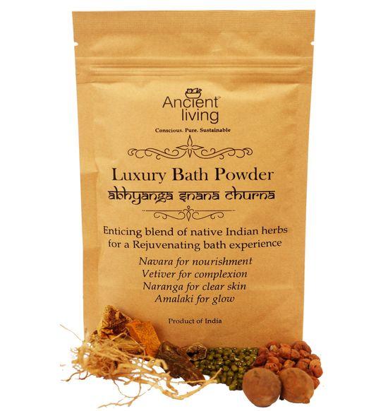 Organic Luxury Bath Powder -100gm