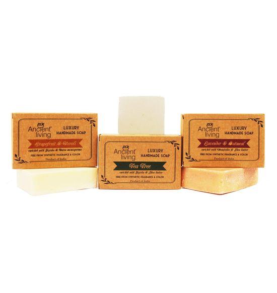 Luxury Handmade Soap Combo Pack2