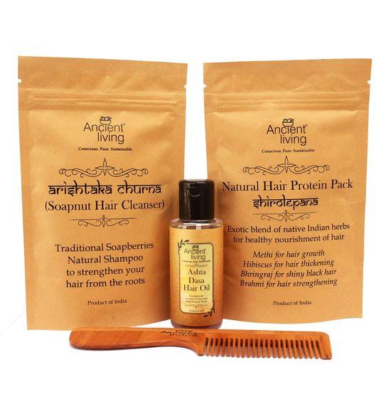 Anti Hair Fall Combo Pack