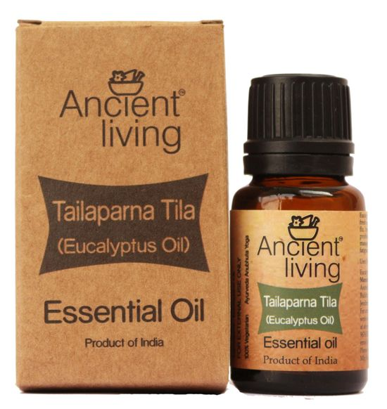 Organic Eucalyptus Essential Oil -10ml