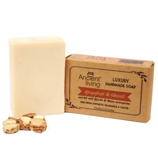 Grapefruit & Neroli Luxury Handmade Soap -100gm