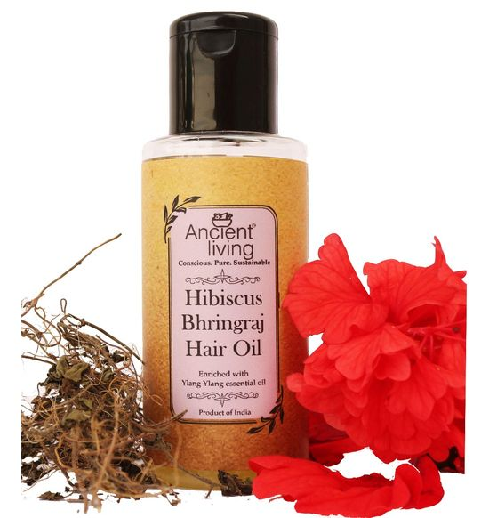 Organic Hibiscus & Bhringraj Hair oil -100ml